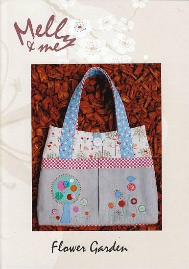 Melly & me - Flower Garden Pattern