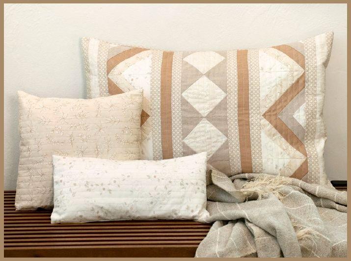 Moments Pillow - PDF Pattern