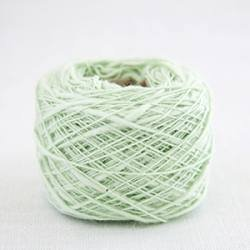 Habu - Cotton Nerimaki Slub - Mint Green