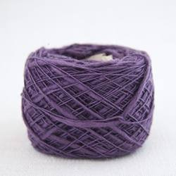 Habu - Cotton Nerimaki Slub - Purple