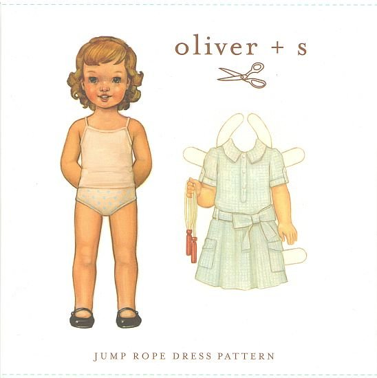 Oliver + S - Jump Rope Dress 6M-3T
