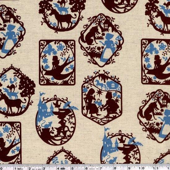 Tréfle - Fairy Tale Frames - Brown & Blue