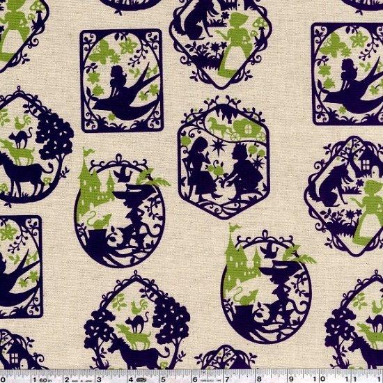 Tréfle - Fairy Tale Frames - Purple & Green