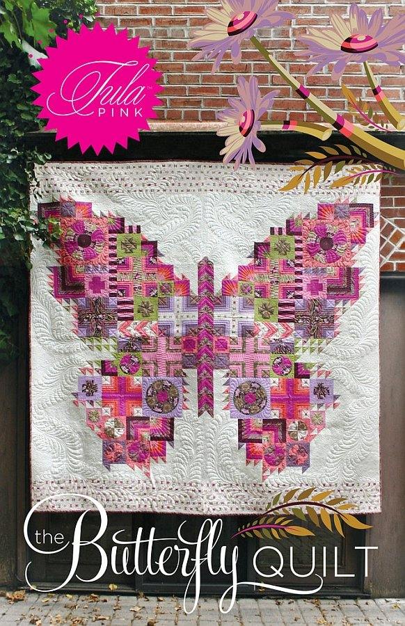 Tula Pink - The Butterfly Quilt