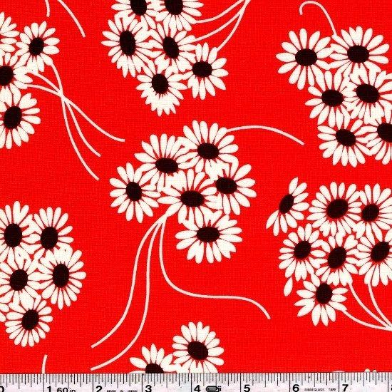 Katie Jump Rope - Daisy Bouquet - Geranium