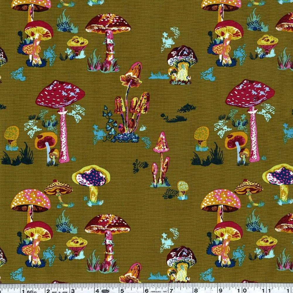 Conservatory: Souvenir - Beautiful Mushrooms - Army
