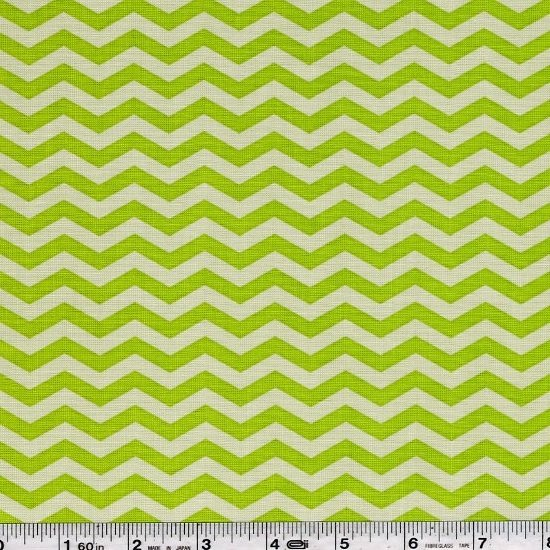 True Colors by Heather Bailey - Chevron - Olive