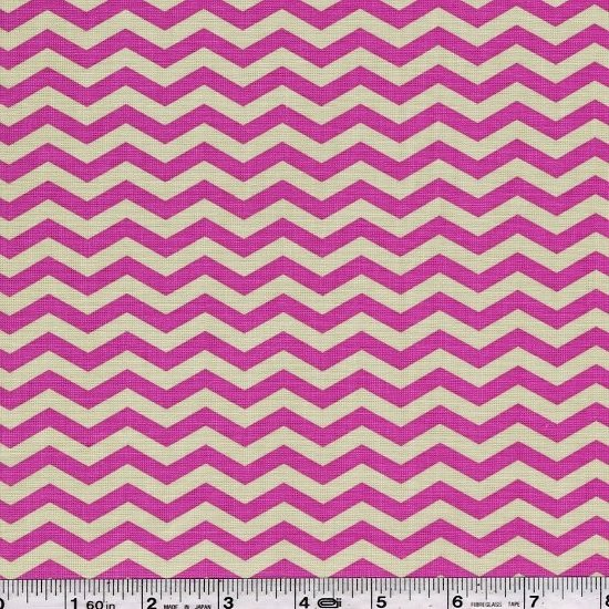 True Colors by Heather Bailey - Chevron - Orchid