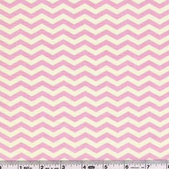 True Colors by Heather Bailey - Chevron - Pink
