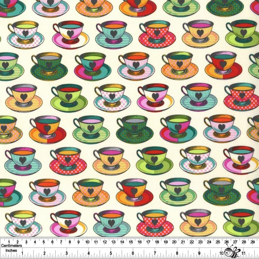 Curiouser and Curiouser - Tea Time - Sugar