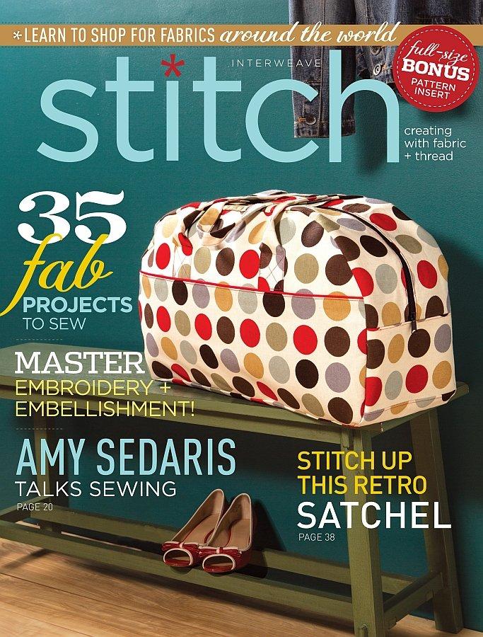 Stitch - Fall 2013