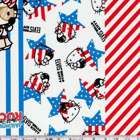 Hello Kitty x Push Pin - Jailhouse Rock