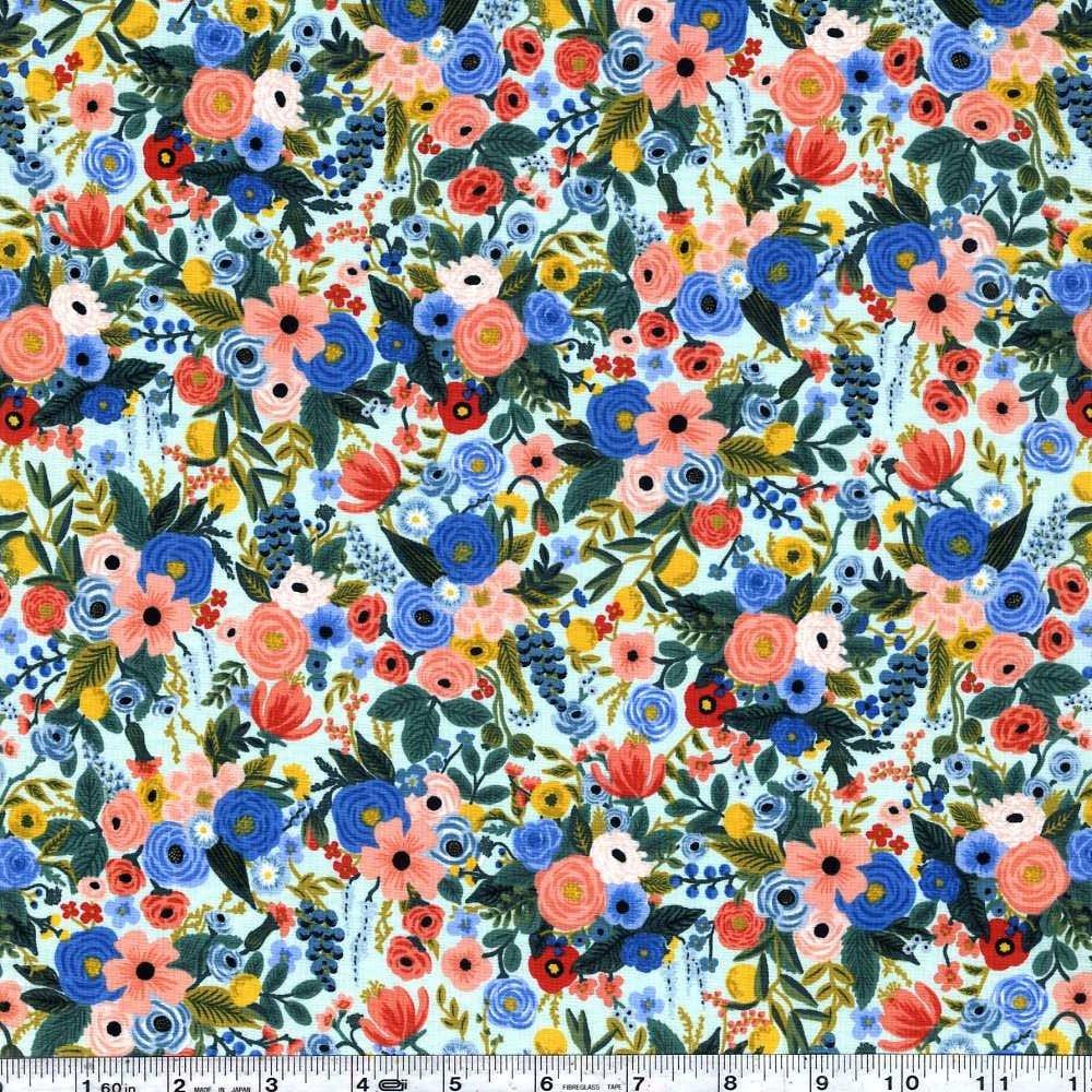 Wildwood - Petite Garden Party - Blue
