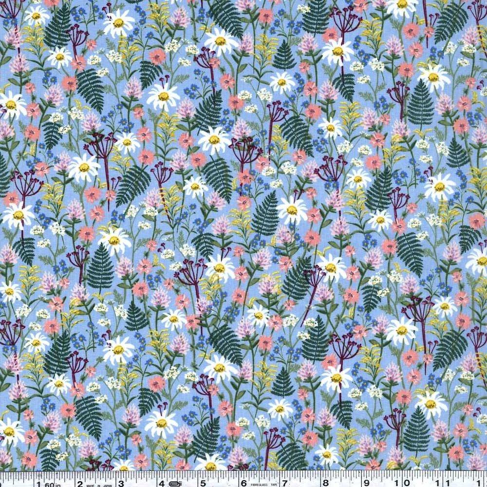 Wildwood - Wildflowers Lawn - Periwinkle