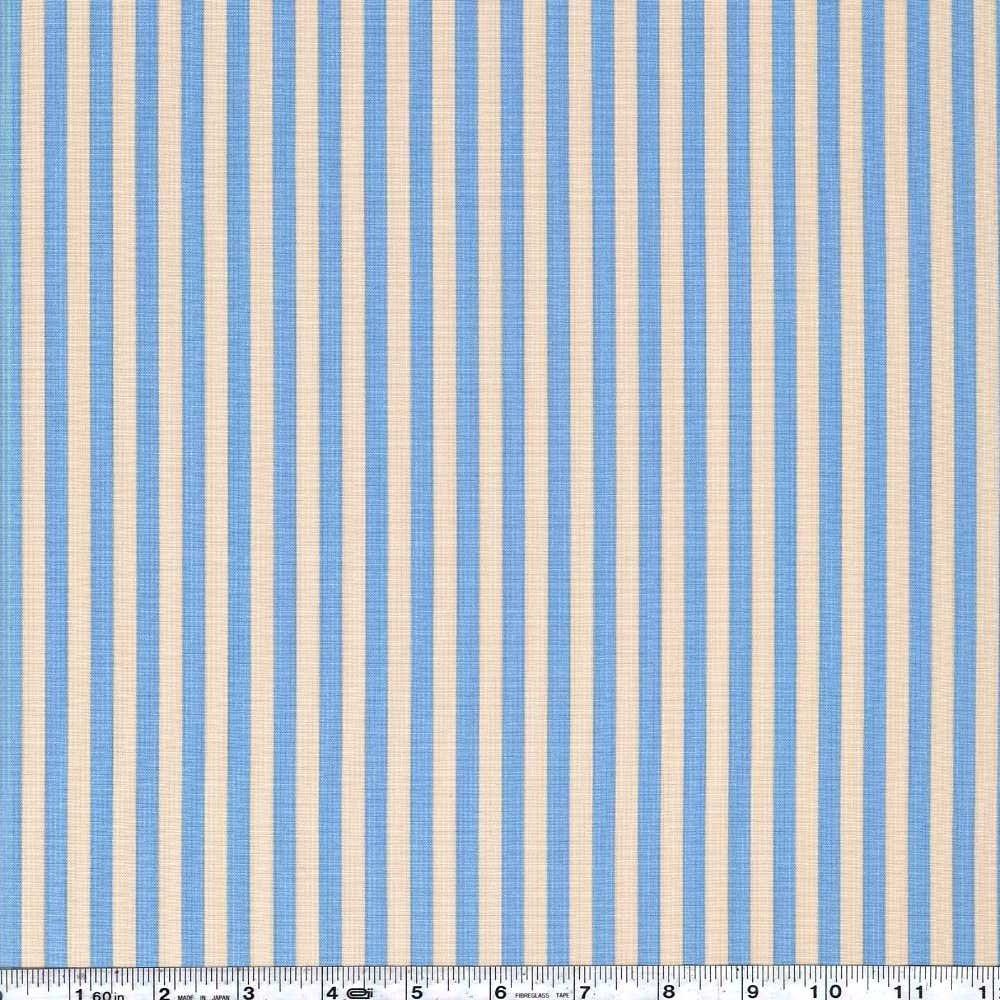 Primavera - Cabana Stripe - Periwinkle