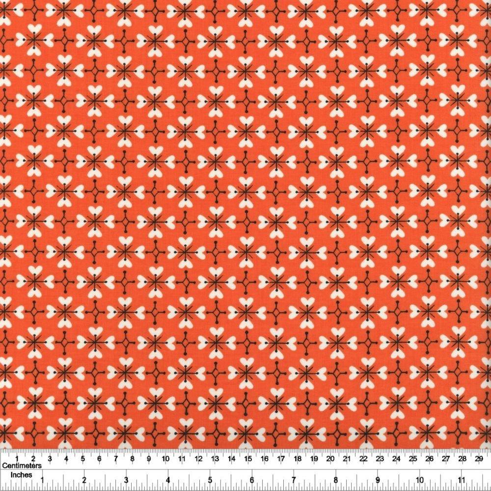 Smol - Couer de Fleur - Warm Red