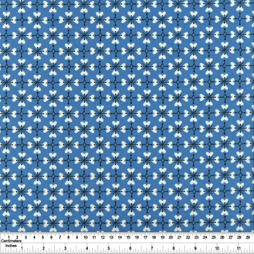 Smol - Couer de Fleur - Bright Blue