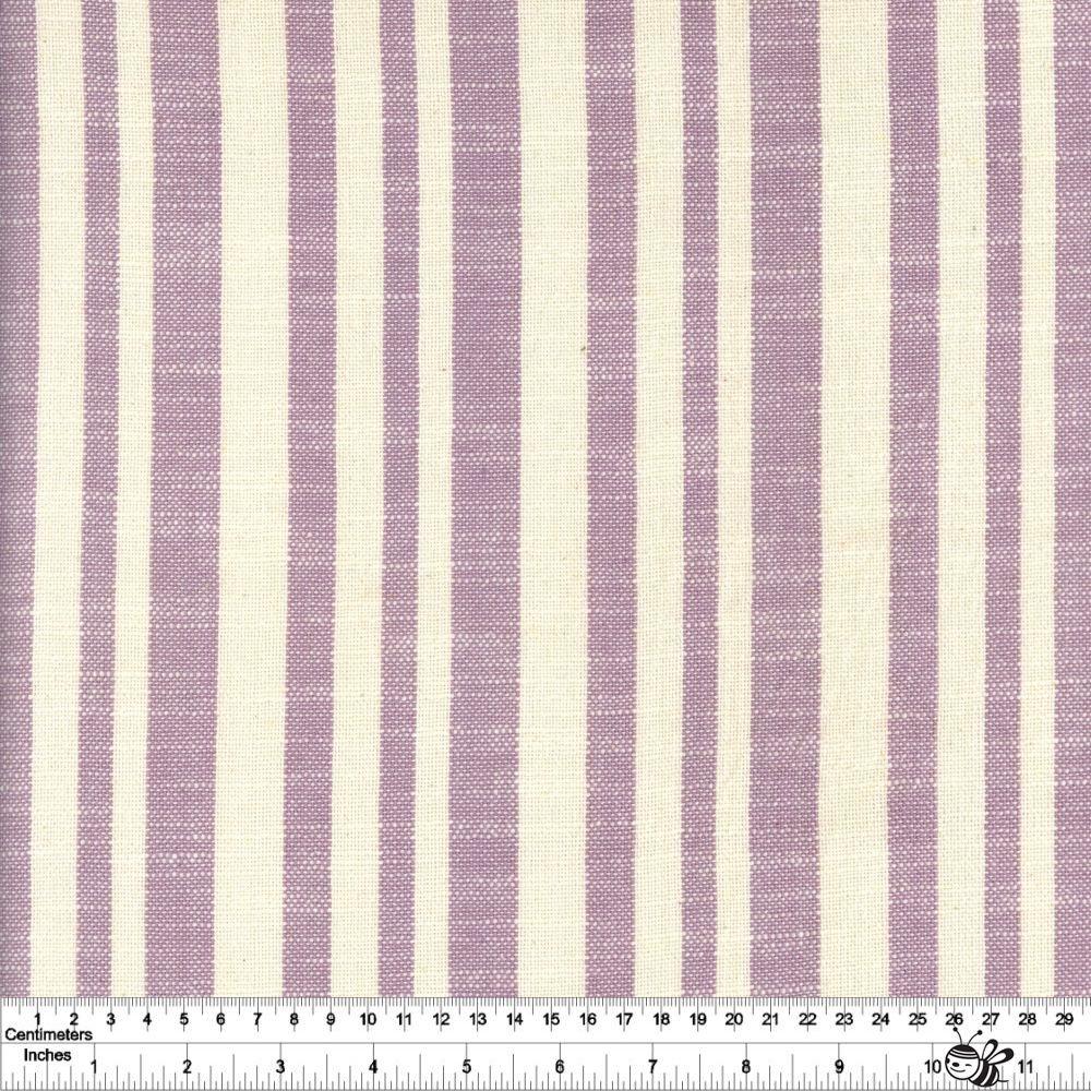 Warp & Weft Heirloom - Woven Texture Stripe - Lupine