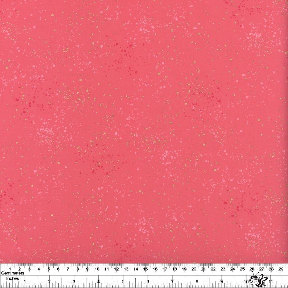 Ruby Star Society - Speckled Metallic - Strawberry