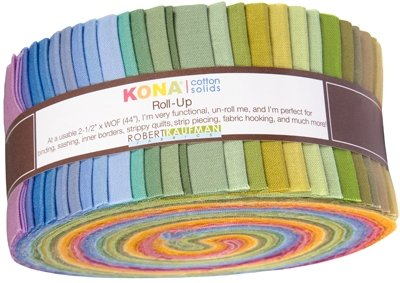 2 1/2 Roll - Kona New Dusty Palette