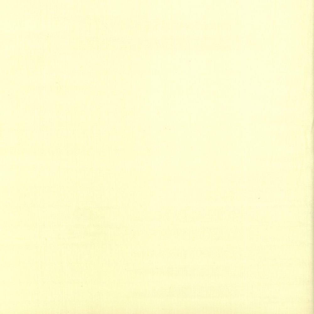 Double Gauze Solids - Yellow