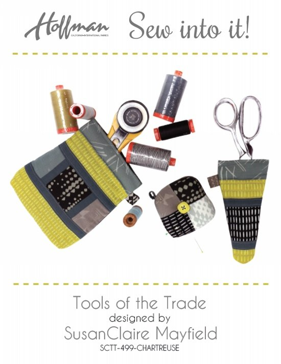Quilt Kit - Tools of the Trade