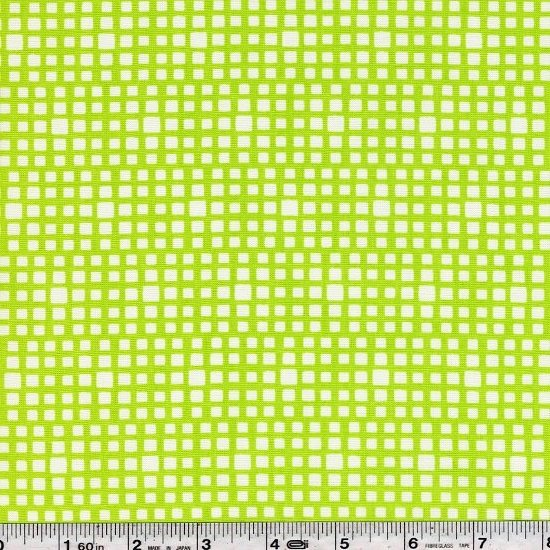 Squared Elements - Lime