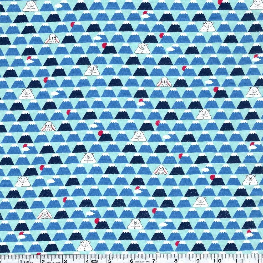 Fuji Friends - Blue