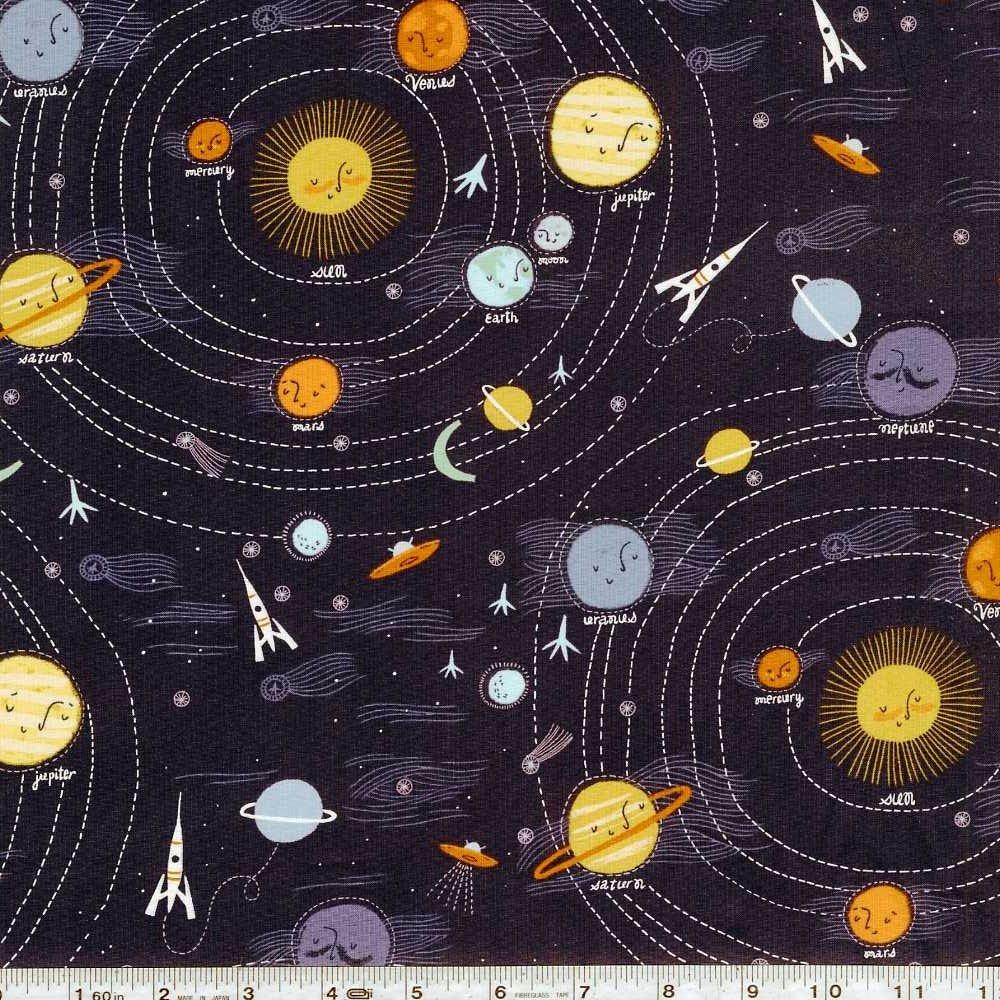 Supernova - Solar System - Navy