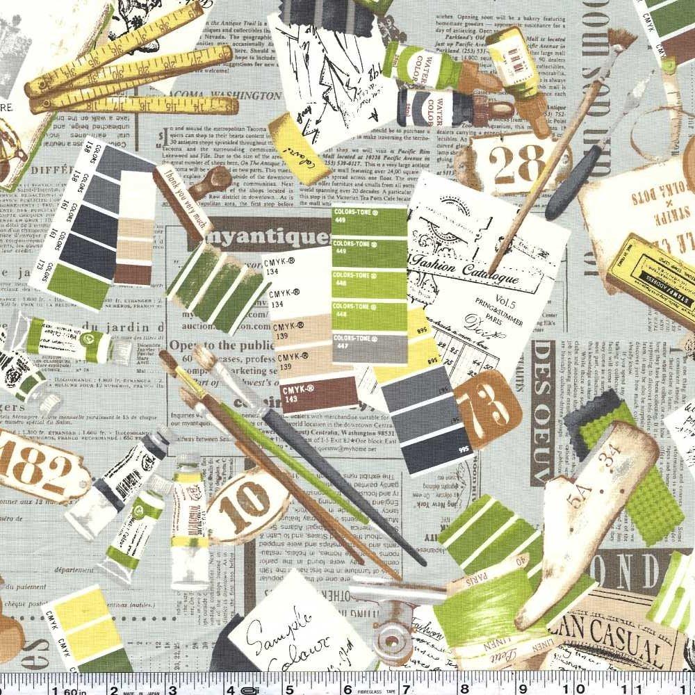 Suzuko Koseki - Design Studio - Green