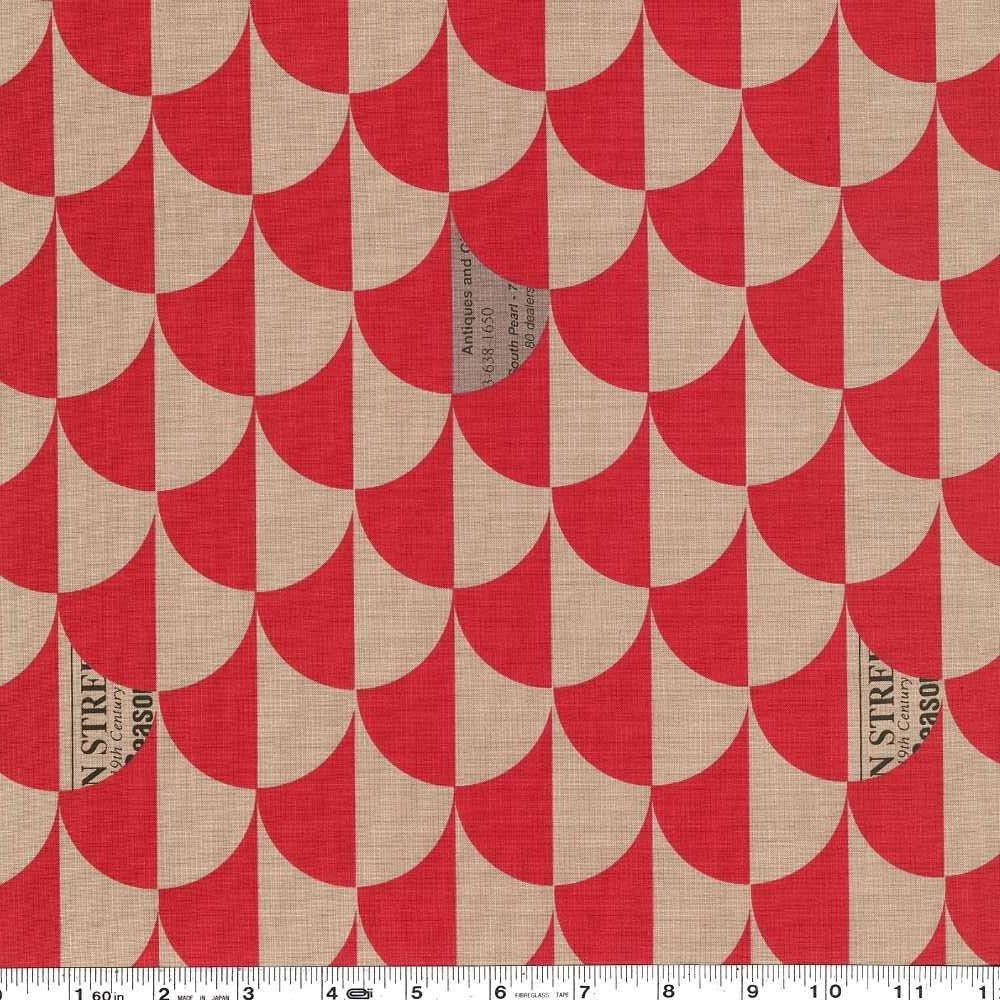 Suzuko Koseki - Shell - Red
