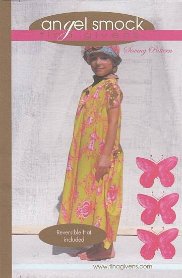 Tina Givens - Angel Smock Pattern 2T-7