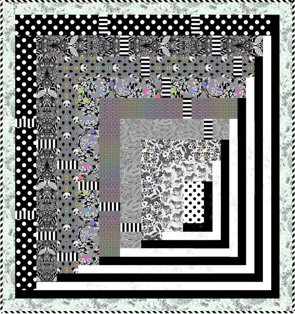 Tunnel Vision - PDF Pattern