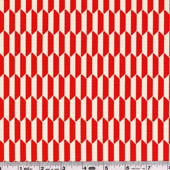 Graphic Nihon - Yagasuri - Red