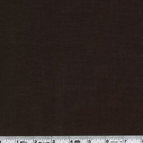 Voile Solids - River Rock Brown
