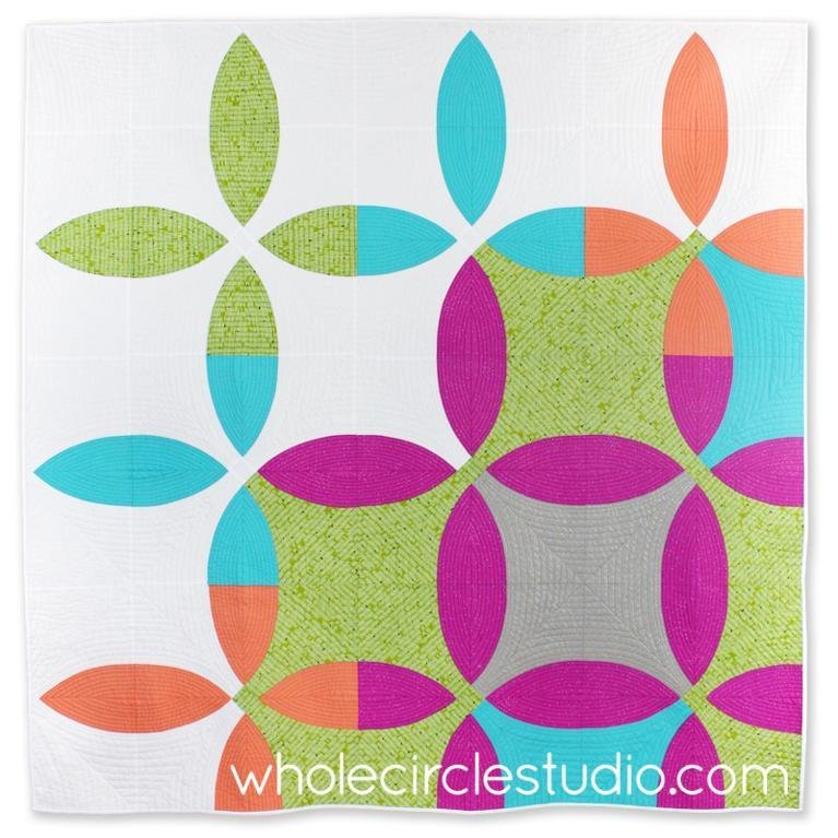 Whole Circle Studio - Picnic Petals Quilt