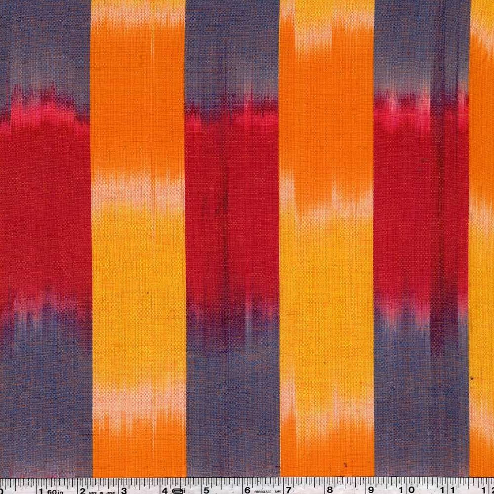 Artisan - Ikat Stripe - Yellow