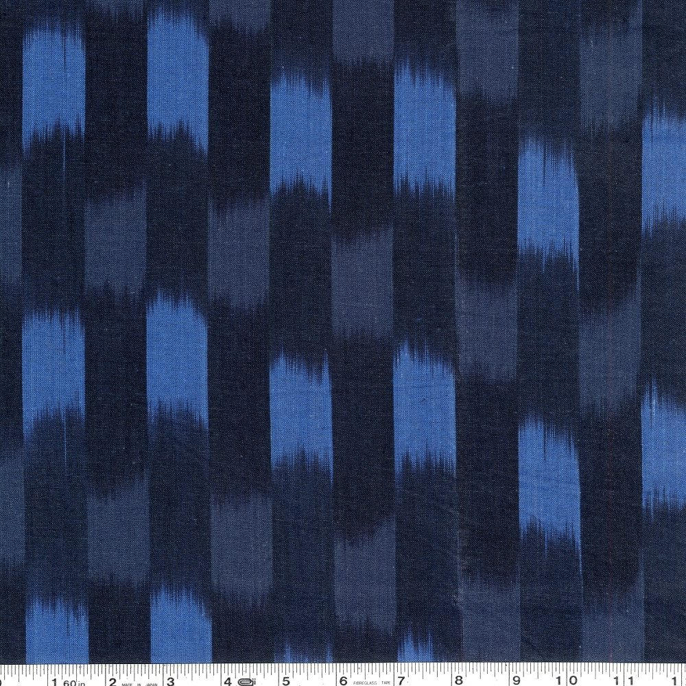 Dream Weaves - Ikat Brush Stroke - Black