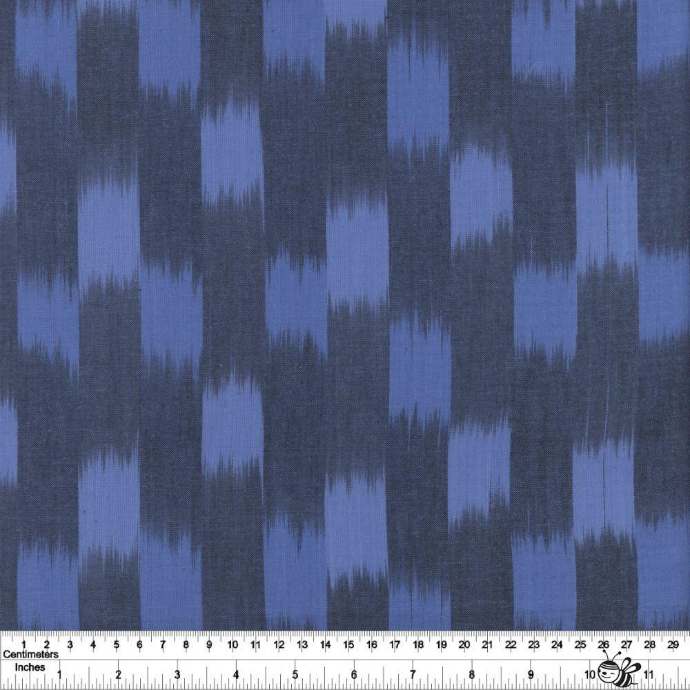 Dream Weaves - Blocks - Blue Black