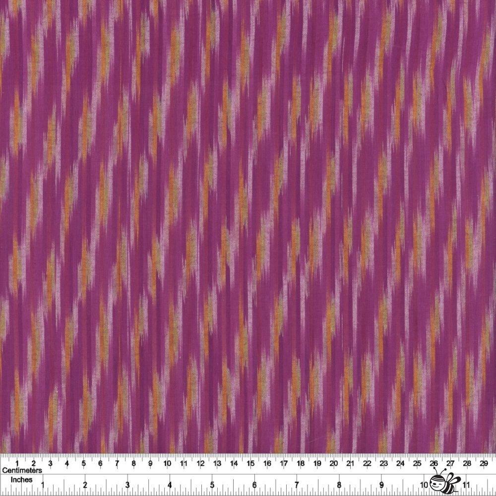 Technicolor Dream Weaves - Diagonal - Plum