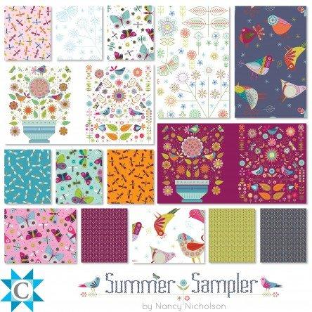 FQ - Summer Sampler