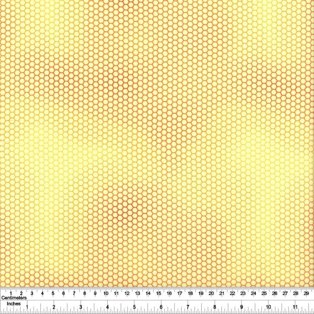 Flower Talk - Honeycomb - Yellow