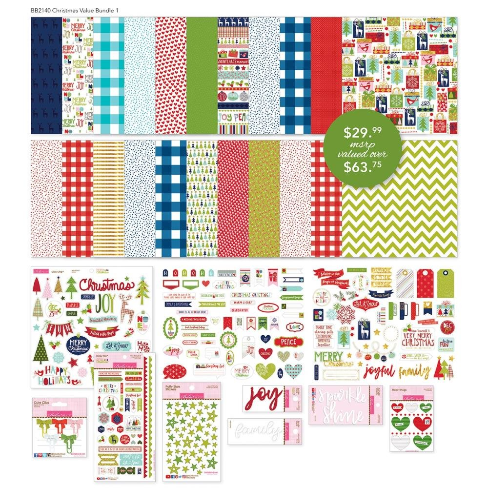 Bella Blvd- Christmas Value Bundle 1