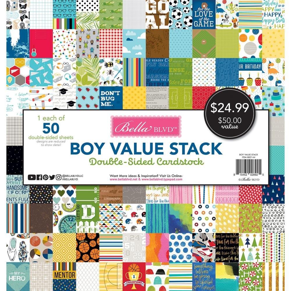 Bella Blvd- Boy Value Stack