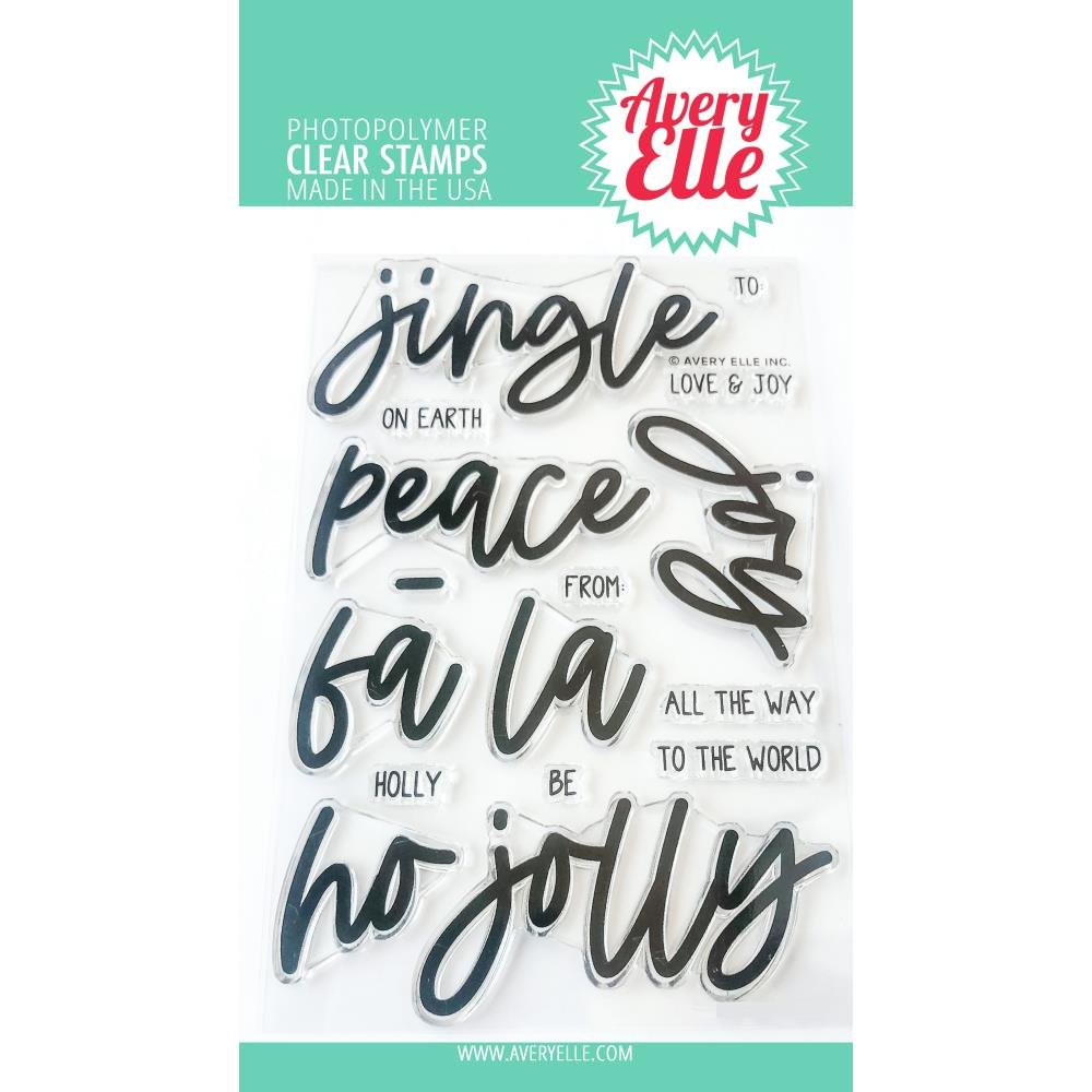 AE- Jingle Stamp Set