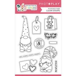 Crafting with my Gnomies- Stamp Set