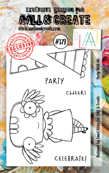 AALL & Create Stamps- Party With Me