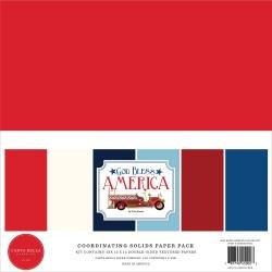 God Bless America- Solids Kit