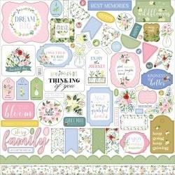 Flora No 4- Element Sticker