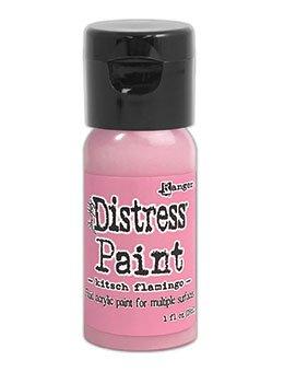 Tim Holtz Color #4 Kitsch Flamingo- Distress Paint